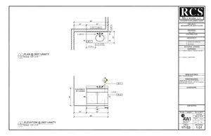 SHOP DRAWINGS 17153A [685]