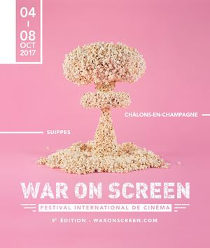 CATALOGUE WAR ON SCREEN 2017