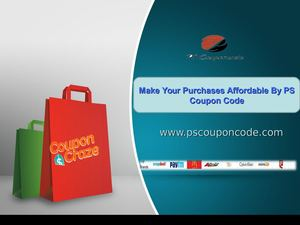 Make Your Purchases Affordable By Ps Coupon Code