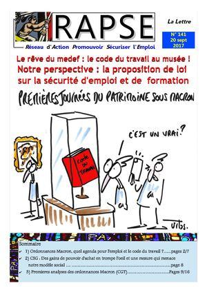 Calaméo Le Rêve Du Medef Le Code Du Travail Au Musée