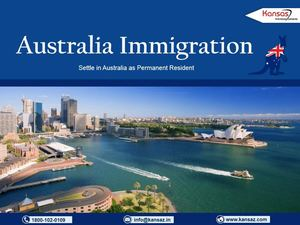 Make Australia your next permanent home- Apply for Skilled Worker visa - Australia Immigration - Kansas Overseas Careers