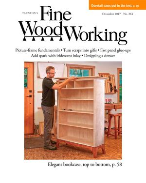 Fine Woodworking #264 Preview
