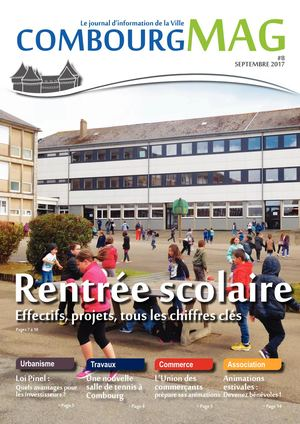 Combourg Mag #8