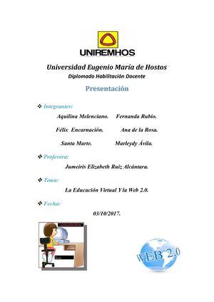 Calaméo - Fernanda Rubio