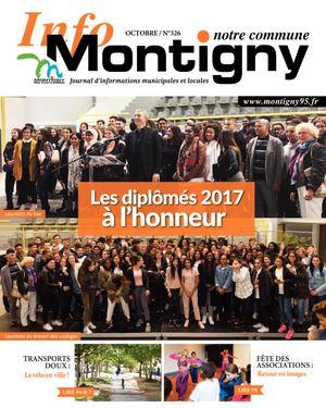 Calaméo - Montigny Notre Commune N326 Oct 17