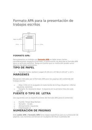 Calaméo - Formato Apa Para La Presentación De Trabajos Escritos