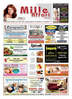 75df61ca6488f5 Calaméo - Milleaffari N°38 Del 04.10.17