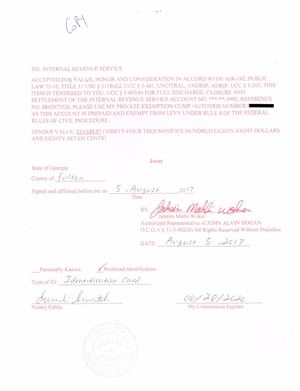 Calameo 8 5 17 A4v Letter To Irs W Attachments