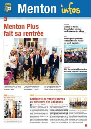 Menton Infos N°56