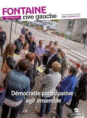Fontaine Rive Gauche 322 Novembre 2017