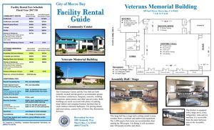 calaméo facilities rental flyer proof