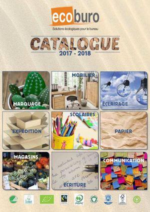 calam o catalogue ecoburo 2017 2018. Black Bedroom Furniture Sets. Home Design Ideas