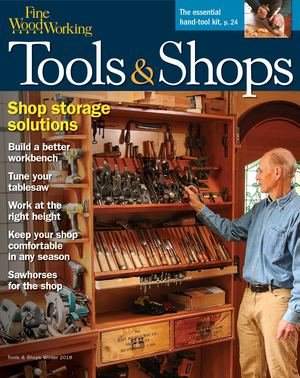 Calameo Fine Woodworking 265 Winter 2017 2018 Tools And Shops Preview