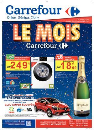 Calameo Le Mois Carrefour