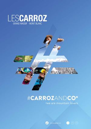 Les Carroz Brochure Carrozandco 2017 Fr Gb
