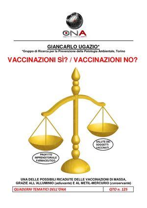 Qto 125 Ugazio Vaccinazioni