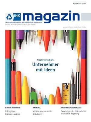 Calameo Ihk Magazin November 2017