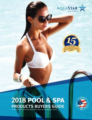 2018 AquaStar Pool Products