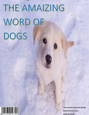 THE AMAIZING WORD OF DOGS