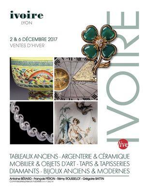 1519d127847 Calaméo - Hôtel des Ventes IVOIRE Lyon 2   6 décembre 2017