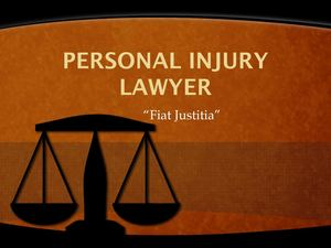 Personal Injury Lawyer - Fiat Justitia