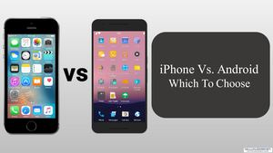Is An Android Phone Better Than An iPhone