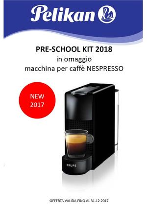 PELIKAN KIT PRESCHOOL 2018