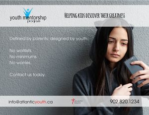 Youth Mentorship Info