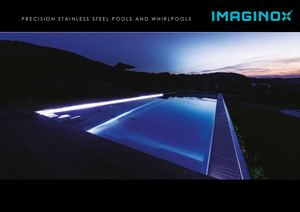 Imaginox Stainless Steel Pools and Whirlpools (EN)