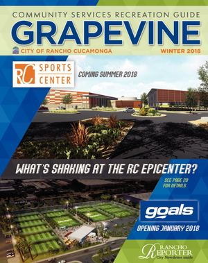 Winter 2018 Grapevine