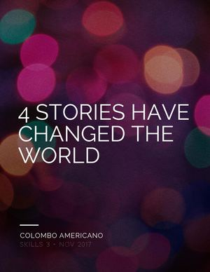 4 Stories Have Changed The World