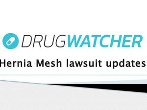 Hernia Mesh lawsuit updates
