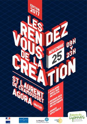 Tract Les Rdv Creation