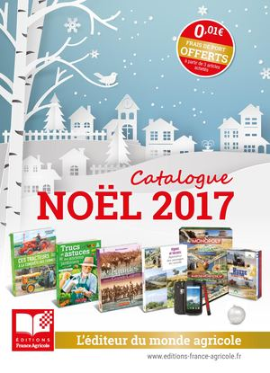 Catalogue Editions France Agricole Noël 2017