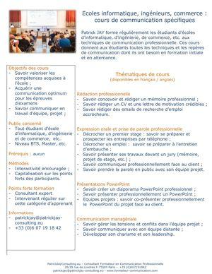 Calaméo Formateur Communication Pour écoles Cours De