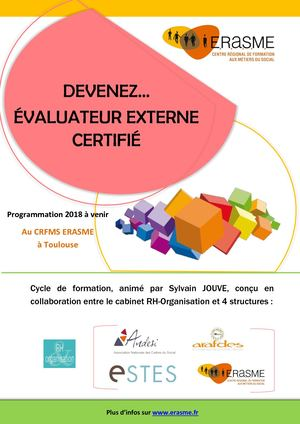 Plaquette Evaluateurs Ext 2017