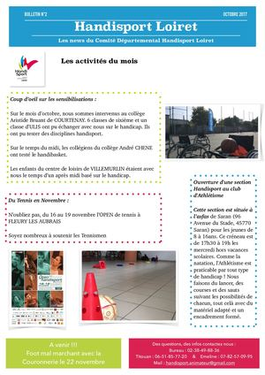 Newsletter Octobre (1)