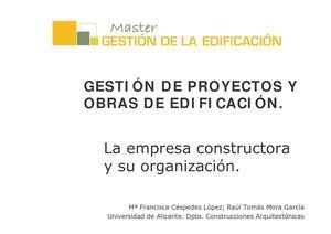 Calaméo Modelo De Empresa Constructora