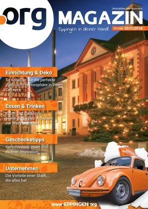 .org Magazin Winter 2017/2018