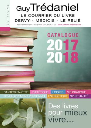 Catalogue Tredaniel2017 2018