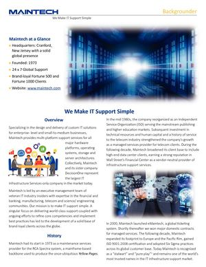 Calamo maintech company backgrounder 102017 v4 0 with links maintech company backgrounder 102017 v4 0 with links publicscrutiny Gallery