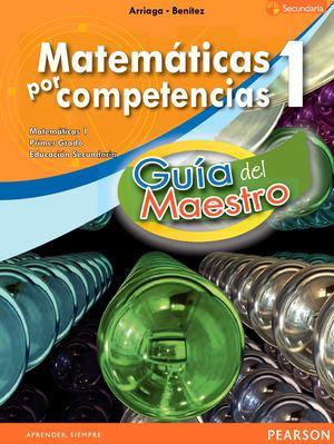 Calaméo - Matematicas Por Competencias 1 Libro Del Maestro