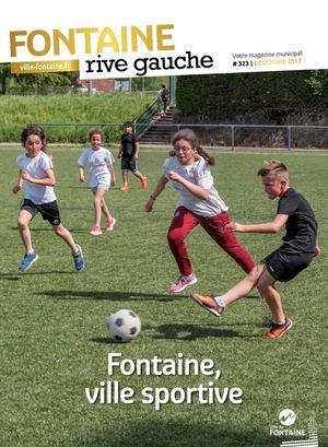 Fontaine Rive Gauche 323 Décembre 2017