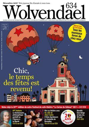 Calaméo - Wolvendael magazine n°634 décembre 2017 acb3244801fe1