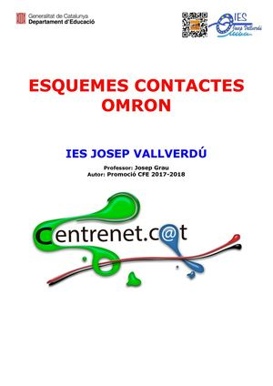 Esquemes Omrom 13