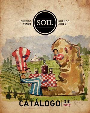 Calam o cat logo soil wines 2017 for Soil 2017 book