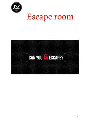 Cuanto Dura Un Escape Room