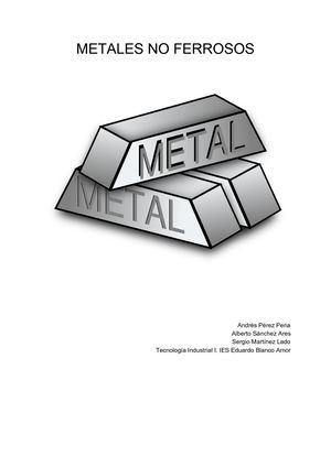 Calamo metales no ferrosos urtaz Images