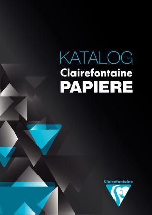 Katalog Clairefontaine Papiere