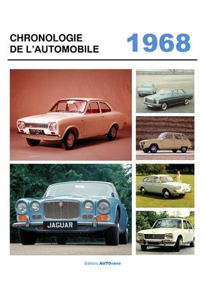 calam o chronologie de l 39 automobile 1968. Black Bedroom Furniture Sets. Home Design Ideas